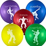 50pcs FORTNITE Balloons Party Favors