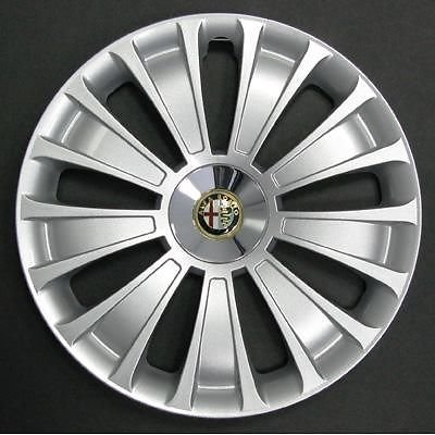 Alfa Romeo Mito Giulietta 16' Wheel Trim Hub Cap This Sale Is For One Wheel Trim. If You Require a Set Please Change Quantity To 4
