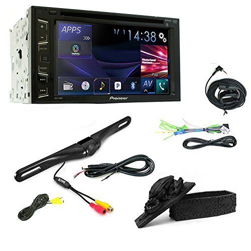 PIONEER STEREO AVH-280BT TOUCHSCREEN USB DVD CD CAR BLUETOOT