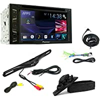 PIONEER STEREO AVH-280BT TOUCHSCREEN USB DVD CD CAR BLUETOOTH STEREO +Universal Rear View Night Vision Backup Camera + Free Trinket Box