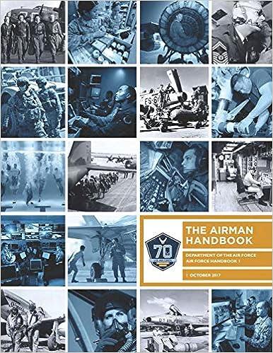 Air Force Handbook 1: The Airman Handbook: Air Force