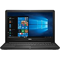 2018 Dell Inspiron 15 15.6 Inch Notebook Laptop Computer (Intel Core i5-7200U 2.5GHz, 8GB DDR4 RAM, 256GB SSD, MaxxAudio Sound, Intel HD Graphics 620, HD Webcam, Windows 10) (Certified Refurbished)