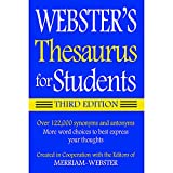 FEDERAL STREET PRESS WEBSTERS THESAURUS FOR STUDENTS (Set of 12)