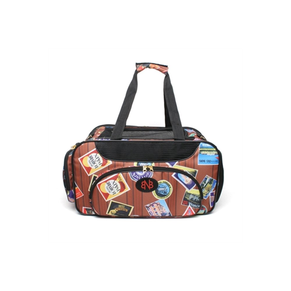 Bark-n-Bag Weekender Travel Collection Pet Carrier, Small