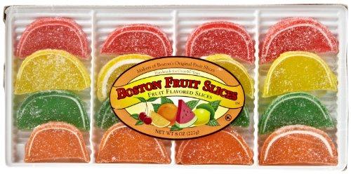 Boston Fruit Slices, 8-Ounce - Fruit Slices