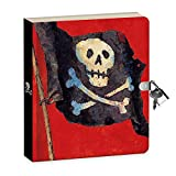 Peaceable Kingdom-Pirate-Lock and KeyDiary