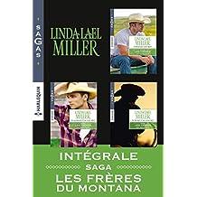 """Série """"Les frères du Montana"""" : l'intégrale (Sagas) (French Edition)"""