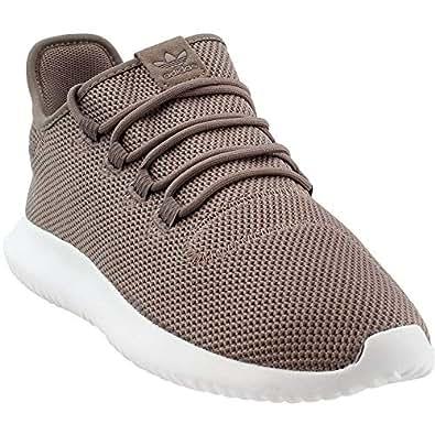 adidas Men's Tubular Shadow Sneakers Grey Size: 8