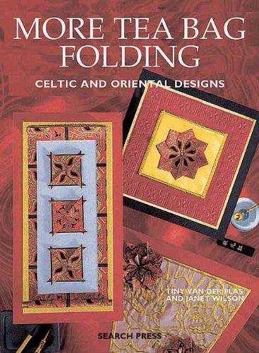 Tea Bag Folding Designs - 9