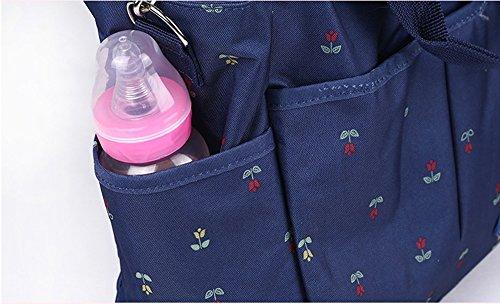 Múltiples funciones hombro Bolsos de la momia, bolso de madre de mano, bolsa de viaje madre e hija, bebé fuera de la bolsa