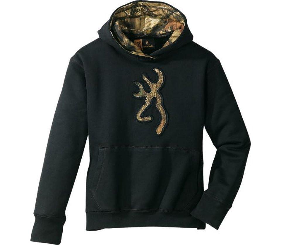 Browning Youth Buckmark Camo Sweatshirt