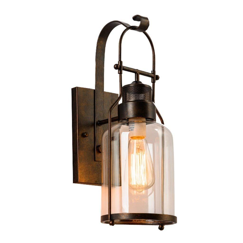 Vintage industrielle Wandlampen Retro Loft Wandleuchte (Farbe   Retro)