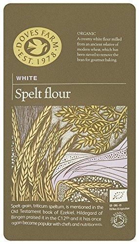 Doves Farm Org Spelt White Flour 1000g - DF-WHSPMP by Dov...