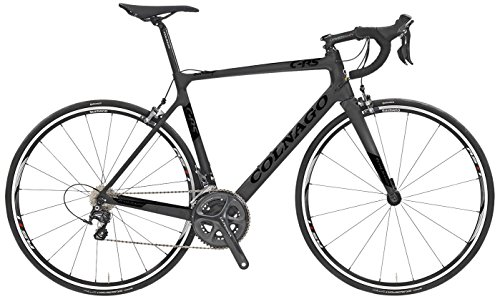 Colnago C-RS ULTEGRA 6800 Road Bicycle, Black, 45cm Colnago America