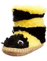 Hatley Kids Slouch Slipper - Bee