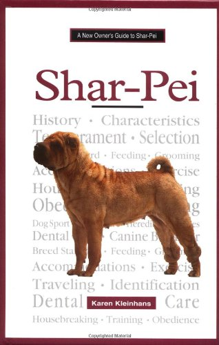 A New Owner's Guide to Shar Pei (JG Dog)
