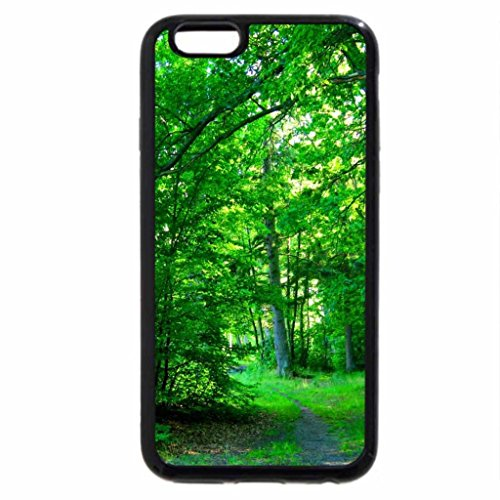 iPhone 6S / iPhone 6 Case (Black) Into the Forest