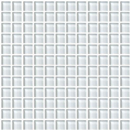Dal-Tile 11MS1P-CW02 Color Wave Glass Tile, 1