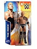 Mattel, WWE Basic Series Exclusive, The Rock Action Figure