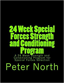 PDF 24 Week Special Forces Strength and Conditioning Program