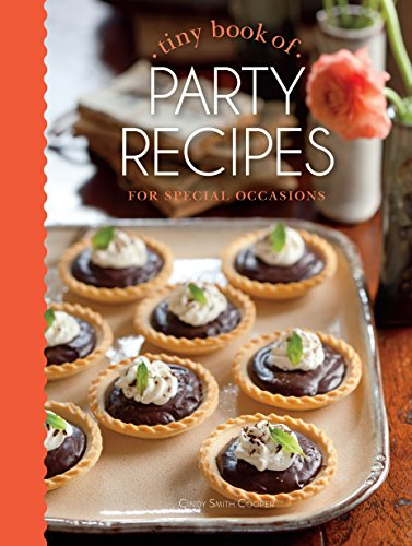 Tiny Book of Party Recipes: For Special Occasions (Tiny Books) -