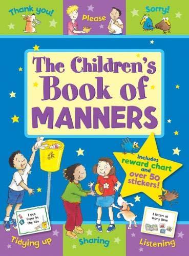 Read Online The Children's Book of Manners (Star Reward Chart) ebook