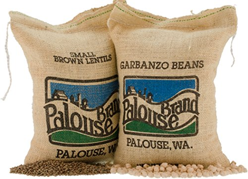 U.S.A Grown | Bean Pack (5 LBS Pardina Lentils and 5 LBS Garbanzo Beans) 10Lbs Total | 100% Non-Irradiated | Certified Kosher Parve | Non-GMO Project Verified |Identity Preserved (We tell you which field we grew it in) by Palouse Brand (Image #9)