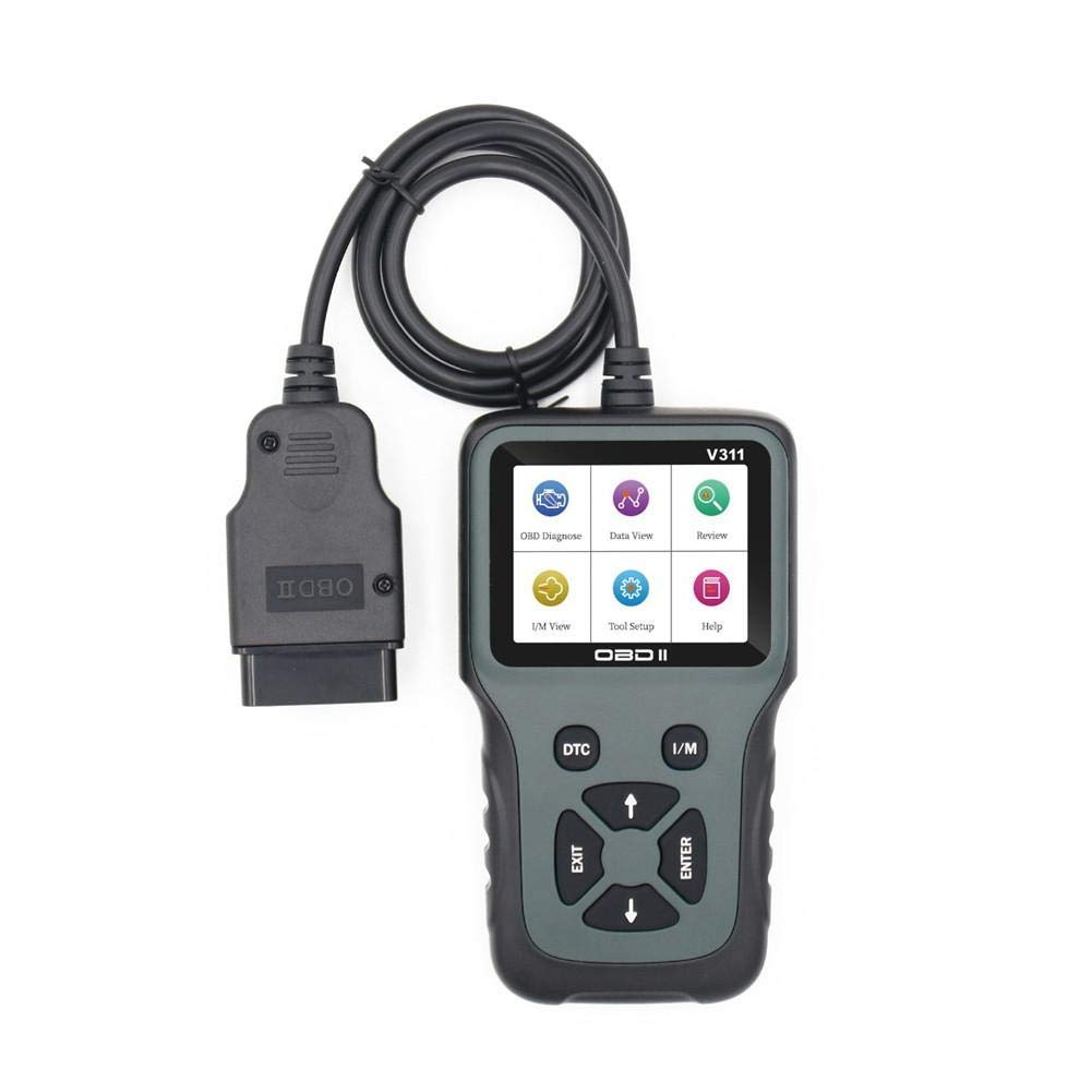 CAN Diagnostic Scan Tool for All OBD II Protocol Cars Since 1996 MOTOPOWER MP69035 OBD2 Scanner Universal Car Engine Fault Code Reader