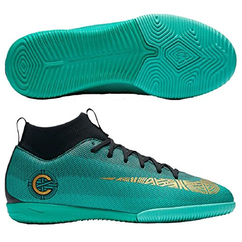 Mixte J Chaussures Adulte Nike De Vert Football Mercurial Ic 6 Academy Superfly Gs Cr7 BPw6T0
