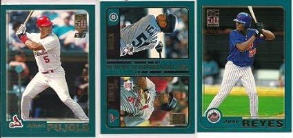 Amazoncom 2001 Topps Traded Baseball Complete Set 265