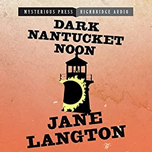 Dark Nantucket Noon Audiobook