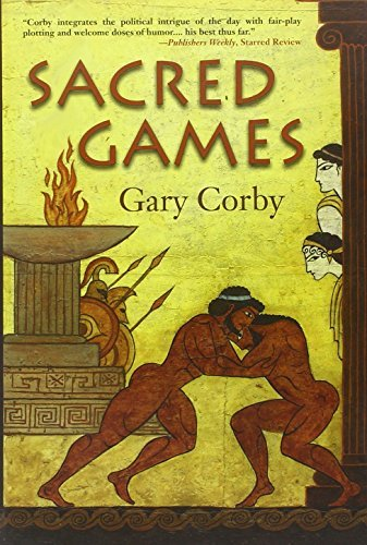 Sacred Games (An Athenian Mystery) by Gary Corby (2013-05-21)