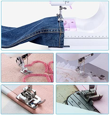 ARTISTORE 48 Piezas Máquina de Coser prensatelas, Accesorios de ...