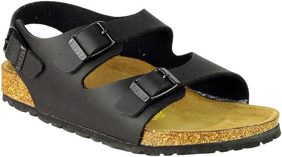 Birkenstock Roma Girls Summer Adjustable Buckle Sandal Birko