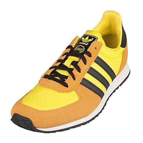 Adidas Adistar Racer G95888, Zapatillas De Hombre amarillo