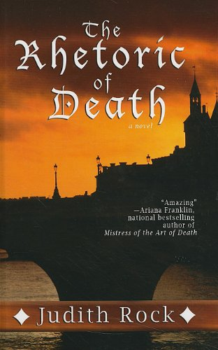 book cover of The Rhetoric of Death