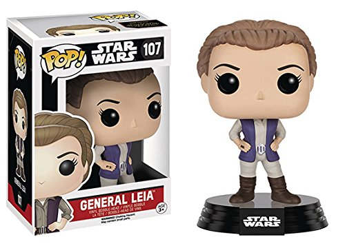 Funko POP Star Wars: Episode 7: The Force Awakens Figure - General Leia -