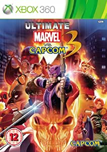 Ultimate Marvel vs Capcom 3 (Xbox 360) [Importación inglesa]