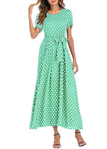 Donna Verde linea Vestito Romacci a ad qCTRpCwx