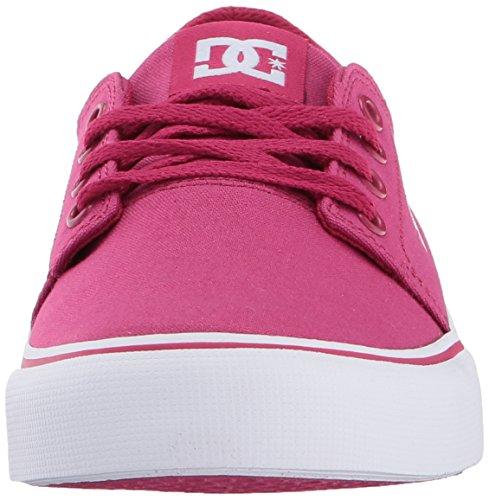 Trase Dc Tx Shoes Mode Baskets Framboise Garçon 55raw8q4E
