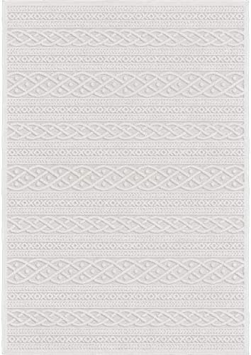 Orian Rugs Boucle High-Low Indoor/Outdoor Jenna Area Rug