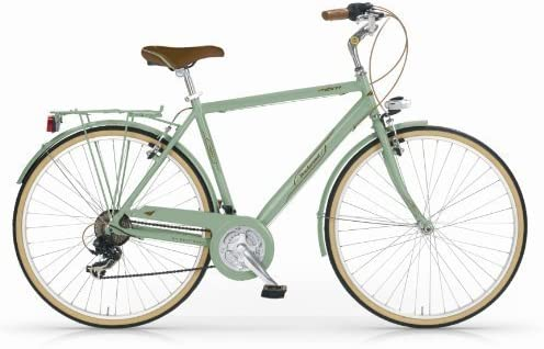 MBM BOULEVARD MAN BICYCLE 28 6S TREKKING CITY BIKE H54 BICICLETA ...