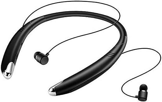 YANGFH Auriculares Inalámbricos Bluetooth Estéreo Magnético ...