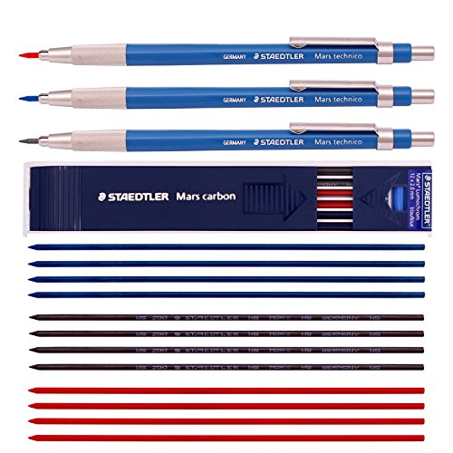 Staedtler Mars 780 Technical Mechanical Pencil, 2mm-3 Pencil