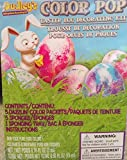 Happy Dudley's Egg Decorating Easter Basket Kids Toddlers Gift Children Pre Made Girls Boys Eggs Dying Coloring Cups Color Pop Kit