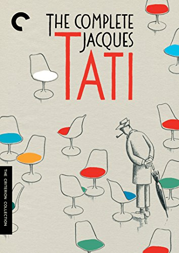 The Complete Jacques Tati by Criterion Collection (Direct)