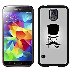 New Personalized Custom Designed For Samsung Galaxy S5 I9600 G900a G900v G900p G900t G900w Phone Case For Cartoon Mustache Man Phone Case Cover