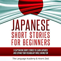 Japanese: Short Stories for Beginners