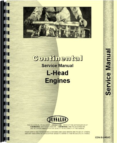 Case 600 Engine Service Manual