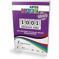Pelikan KPSS ÖABT Din Kültürü ve Ahlak Bilgisi Öğretmenliği 1001 Çözümlü Soru